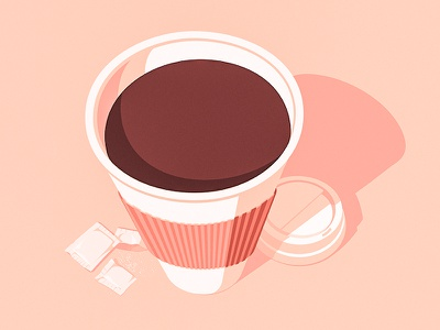 BAE vector illustration coffee