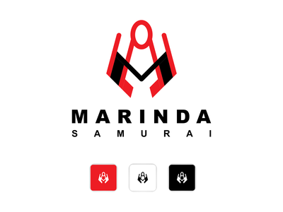 marinda logo logoawesome logobadge finance initial identity bulding brand logotipo logotypes logos logo