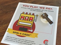 You Play. We Pay.