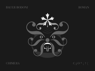 Bauer Bodoni Chimera