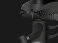 Xenomorph Detail