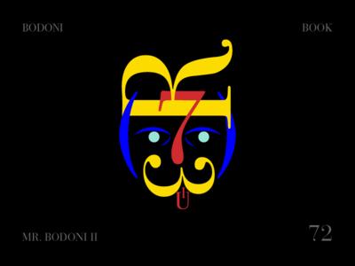 Mr. Bodoni II.