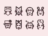 Meet the Glyphs