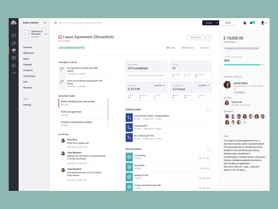 Matter Page • Simmons & Simmons Adaptive matter resourcing product design page