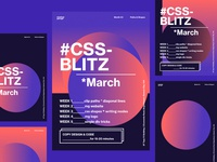 CSS Blitz • March pt1