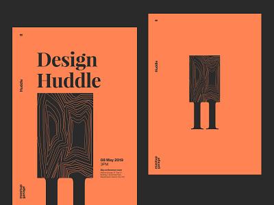 MG Design Huddle • pt1 mg-design-huddle design-huddle design posters