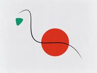 Minimalist composition