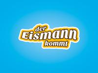"""Logotype """"Der Eismann kommt"""""""
