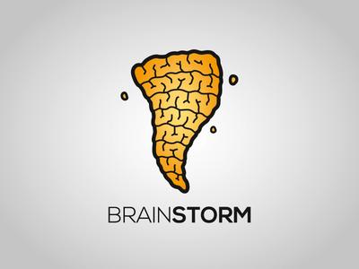 Brainstorm logo (concept)