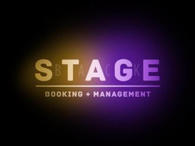 """Logotype """"Backstage"""""""