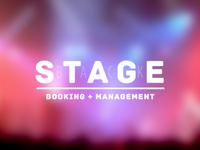Logotype Backstage (1C)