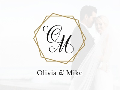 Making love visible visible ligature calligraphy lettering love wedding monogram wedding engagement relationship monogram