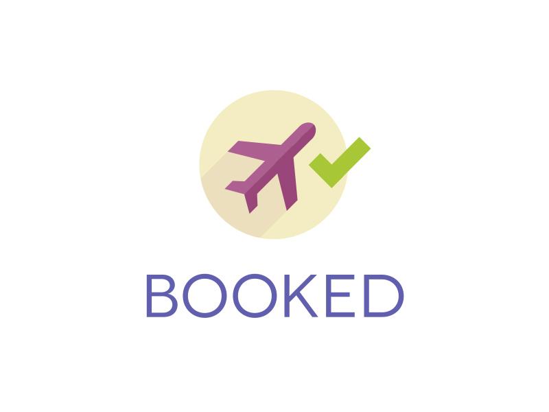 Flight Booked Icon 800x600 Florian Grunt