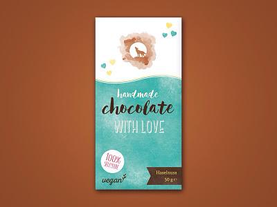 Chocolate packaging (wip) wolfmade chocolate selfmade homemade diy packaging