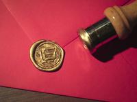 Personal wax seal