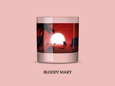 Nature Cocktail 2: «Bloody Mary»