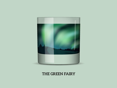 Nature Cocktail 5: «The green fairy»