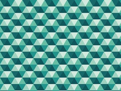 Geometric pattern triangles cubes geometric pattern