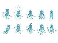 Octopus skills