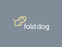 Fold Dog Logo