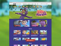 CBeebies Brand Page
