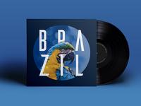 BRAZIL - Spotify Playlist Cover