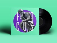 FOCUS - Spotify Playlist Cover