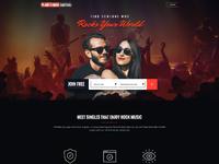 Planet rock dating webdesign 2