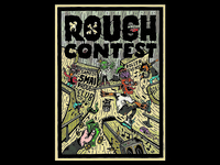 Rough Contest Poster