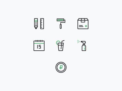 icons // sberbank + domclick