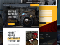 Tradesman - Handyman & Contracting Theme