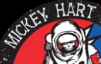 Mickey Hart Band Tour Sticker