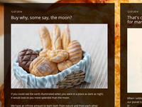 Fournos homepage
