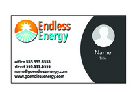 Endless Energy Business Card