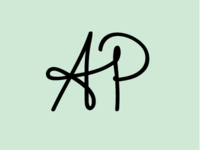 Alyssa Parmenter (AP) Logo