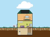 Endless Energy Zero Energy Home Landing Page