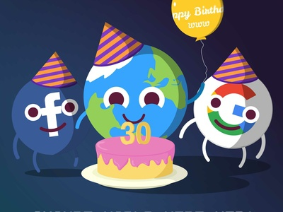 Happy Birthday World Wide Web!