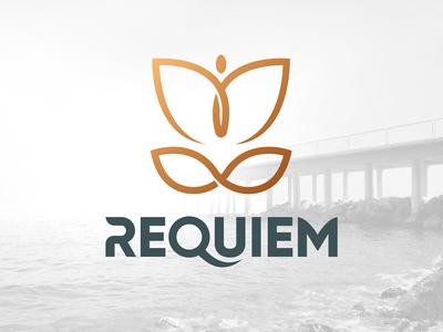 Requiem - Logo design