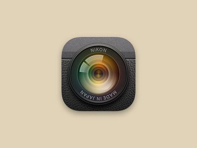 SnapBridge application icon ios icon design illustration application icons snapbridge nikon