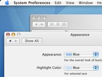 Mac OS X Tiger @ 2x