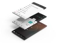 Sound System Screens