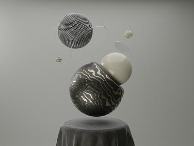 spheres branding animation design ios ux blender abstarct motion graphics graphic design 3d ui