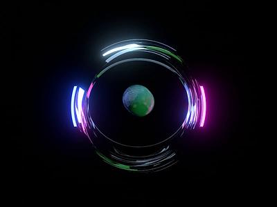 lifecycle logo graphic design animation motion graphics branding 3d illustration web ios design ux ui