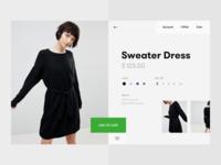 ASOS-shop re-design concept
