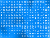 UI Icons Sampler