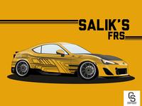 Salik's Scion FRS