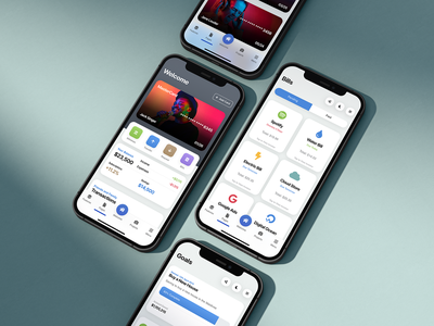 AppKit - Finance, Banking, Crypto & Wallet Mobile Kit & PWA finance crypto app wallet page wallet app template app ui banking app banking finance app site template mobile website ux design sidebar app ui iphone android ios mobile