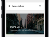 Materialish