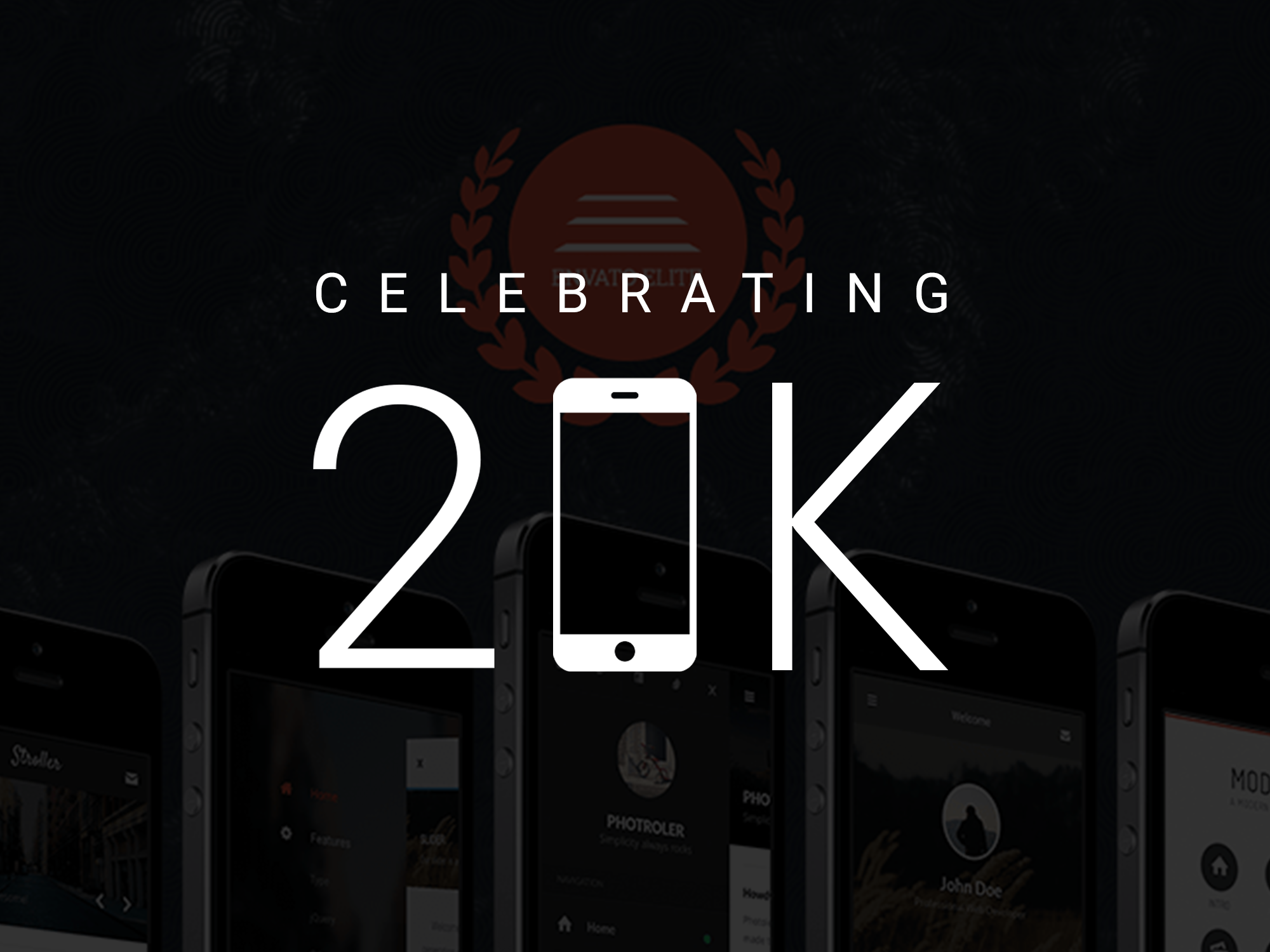 dribbble 20k png by enabled