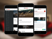 Promobile WordPress Theme